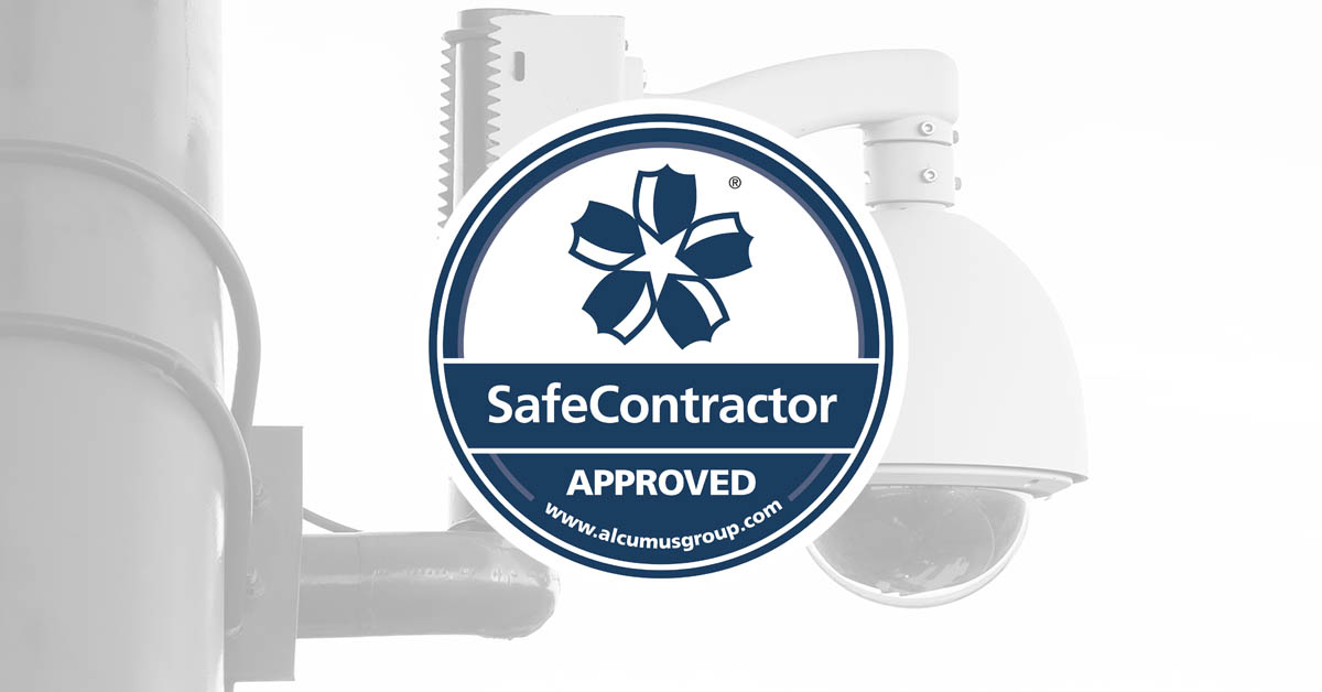 We're SafeContractor Approved