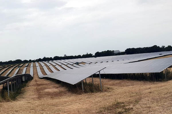 Case Study – Solar Site Protection