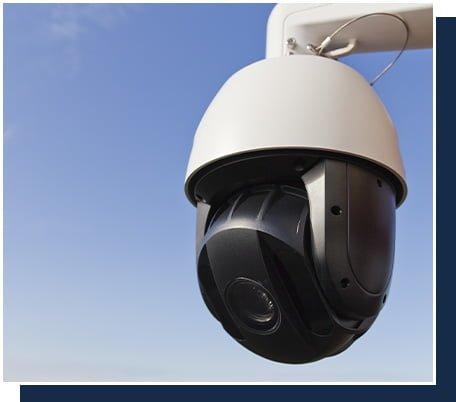 Ultra HD CCTV camera PTZ