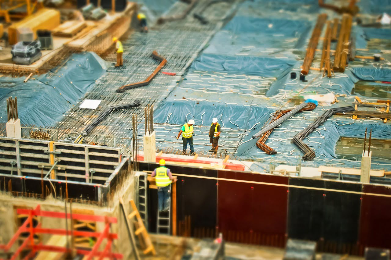 Image of construction site security