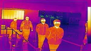 Fever screening and temperature screening cameras