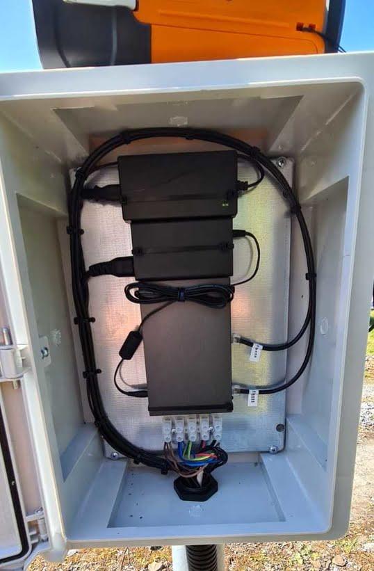 solar site maintenance