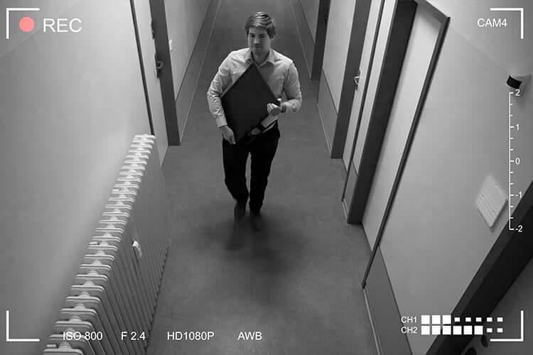 Office CCTV system