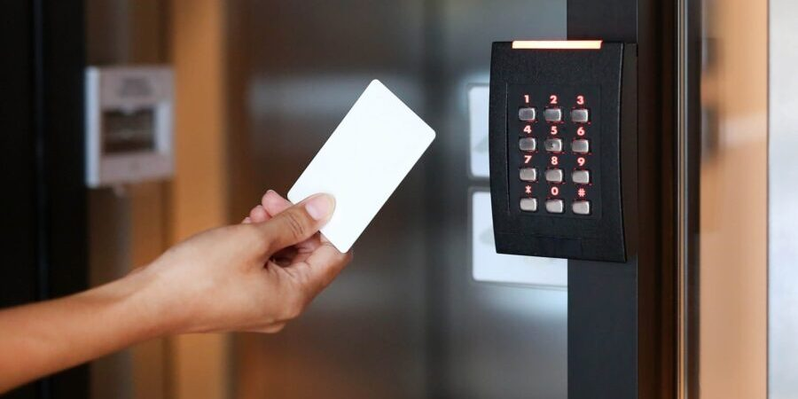 Access control system benefits
