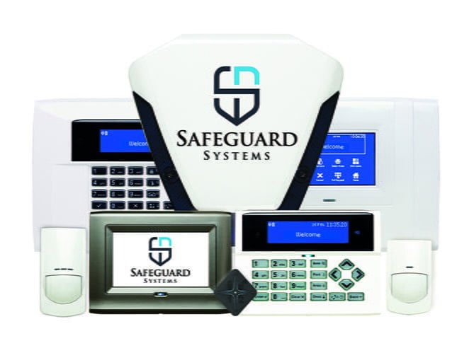 Different types of intruder alarms