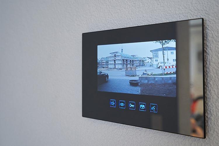 Video intercom unit