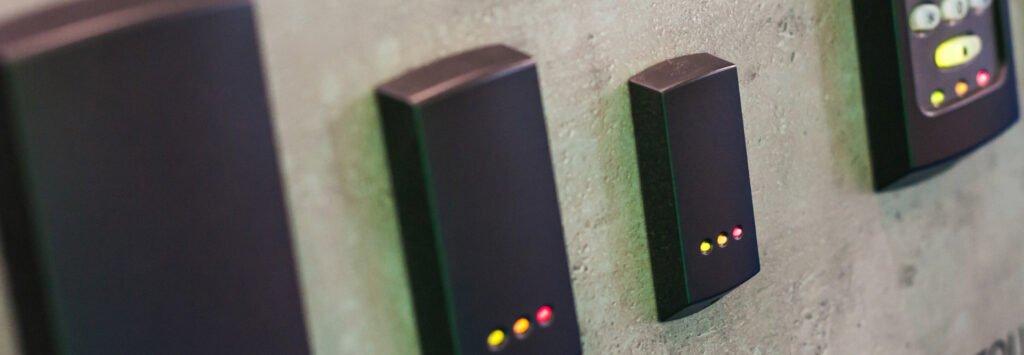 Key Fob Door Entry System Readers