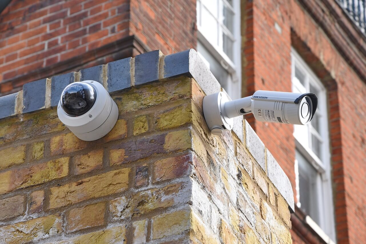 Different types of CCTV system