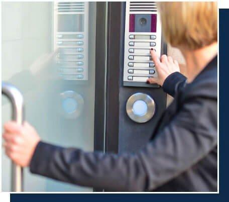 Apartment intercom systems