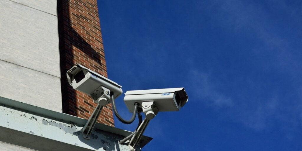 Ultra HD CCTV
