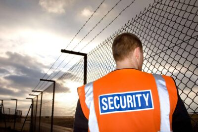 CCTV Monitoring and Security Guards