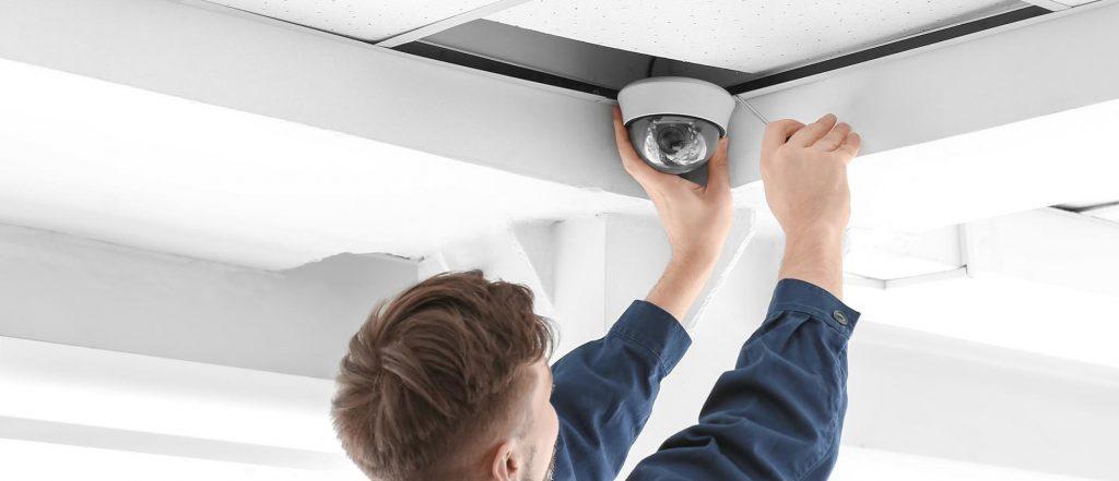 CCTV system maintenance